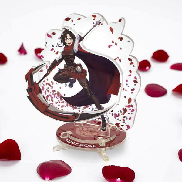 Ruby Rose RWBY Acrylic Standee