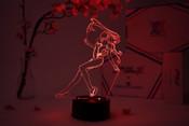 Zero Two Falling DARLING in the FRANXX Otaku Lamp