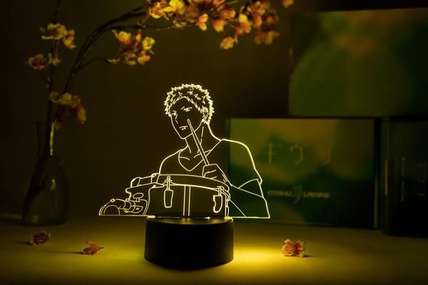 Akihiko Kaji Given Otaku Lamp