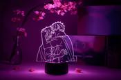 Mafuyu Sato and Ritsuka Uenoyama Kiss Given Otaku Lamp