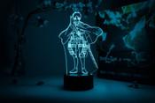 Eren Yeager Attack on Titan Otaku Lamp