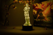 Erwin Smith Attack on Titan Otaku Lamp
