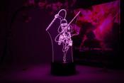 Jean Kirstein Running Attack on Titan Otaku Lamp