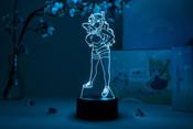 Lucoa Flirty Pose Miss Kobayashis Dragon Maid Otaku Lamp