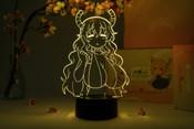 Lucoa in Bikini Miss Kobayashi's Dragon Maid Otaku Lamp