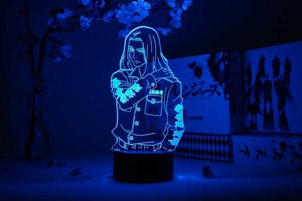 Keisuke Baji Tokyo Revengers Otaku Lamp