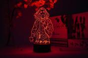Keisuke Baji in Valhalla Jacket Tokyo Revengers Otaku Lamp