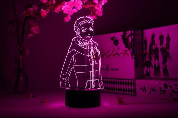 Takashi Mitsuya in Jacket Tokyo Revengers Otaku Lamp