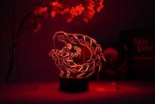 Ken Kaneki's Centipede Kakuja Tokyo Ghoul Otaku Lamp