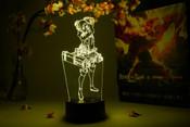 Annie Leonhart Attack on Titan Otaku Lamp