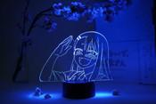 Hayase Nagatoro Waving Don't Toy With Me Miss Nagatoro Otaku Lamp