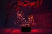 Hayase Nagatoro Teasing Senpai Don't Toy With Me Miss Nagatoro Otaku Lamp