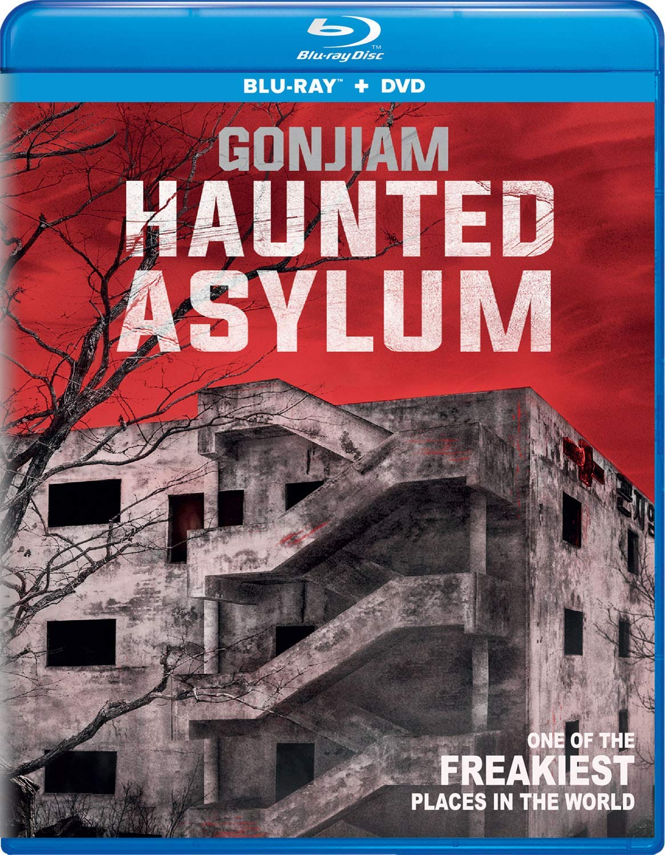 Gonjiam Haunted Asylum Blu-ray/DVD