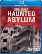 Gonjiam Haunted Asylum Blu-ray/DVD