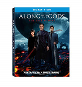 Along With The Gods The Last 49 Days Blu-ray/DVD