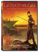 Detective Dee The Four Heavenly Kings DVD