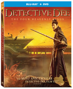 Detective Dee The Four Heavenly Kings Blu-ray/DVD