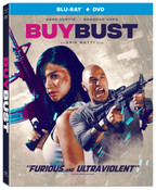 BuyBust Blu-ray/DVD