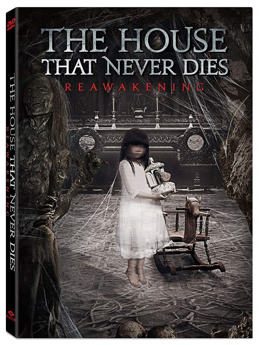 The House That Never Dies II DVD