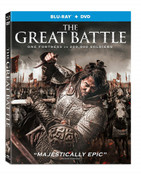 The Great Battle Blu-Ray/DVD