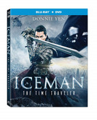 Iceman: The Time Traveler Blu-ray/DVD