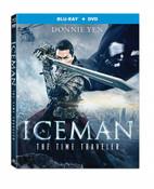 Iceman: The Time Traveler Blu-ray/DVD
