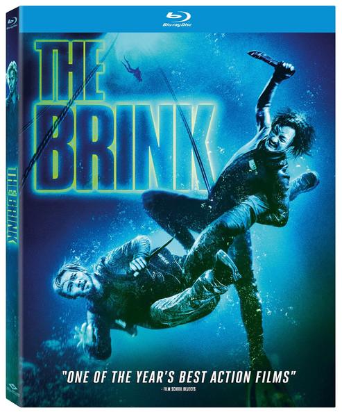 The Brink Blu-ray