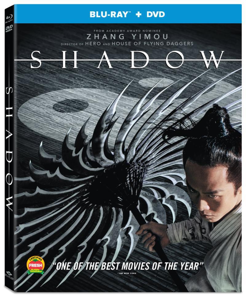 Shadow Blu-ray/DVD