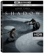 Shadow 4K HDR/2K Blu-ray