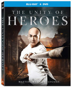 The Unity of Heroes Blu-ray/DVD