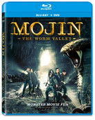 Mojin The Worm Valley Blu-ray/DVD