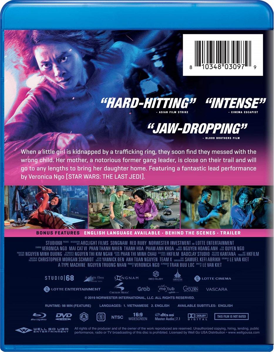 Furie Blu-ray/DVD