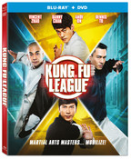 Kung Fu League Blu-ray/DVD