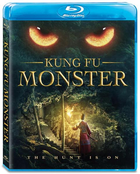 Kung Fu Monster Blu-ray
