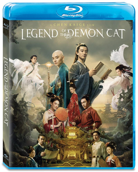 Legend of the Demon Cat Blu-ray