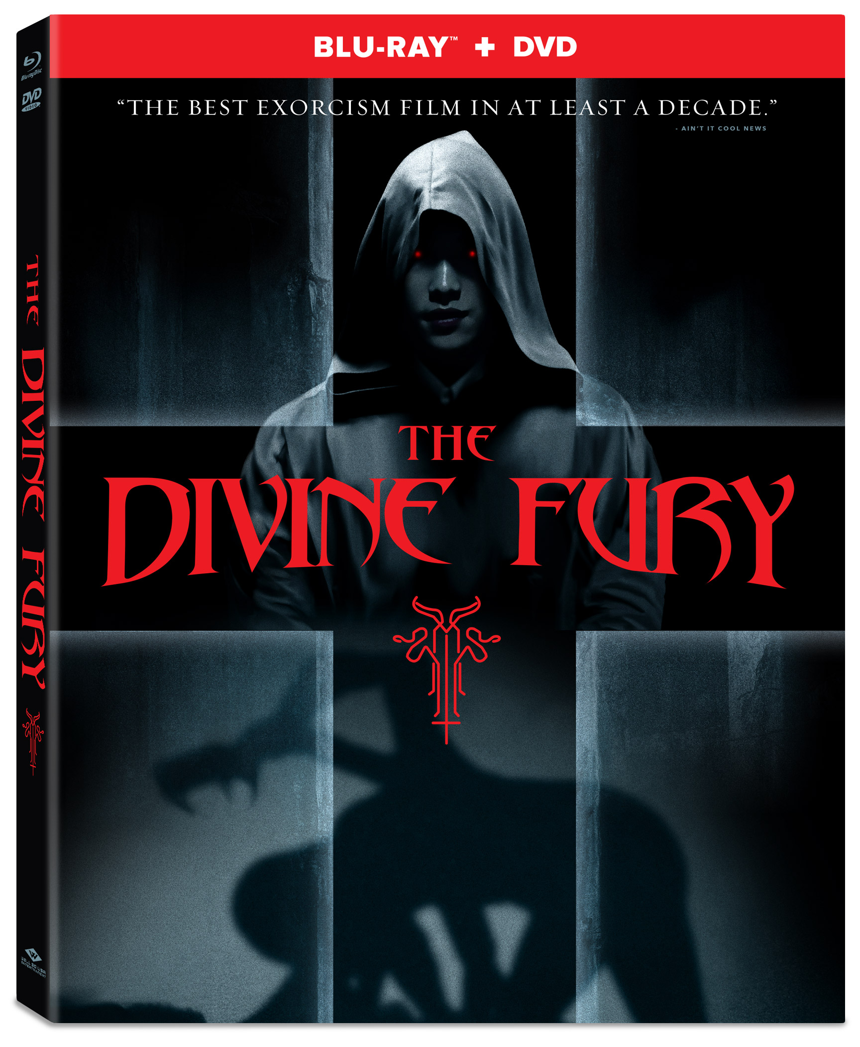 The Divine Fury Blu-ray/DVD
