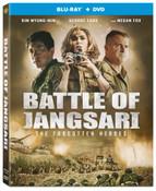 The Battle of Jangsari Blu-ray/DVD