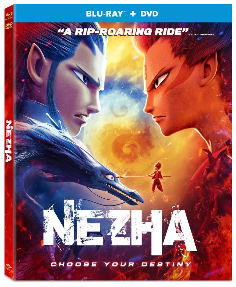 Image result for ne zha blu ray