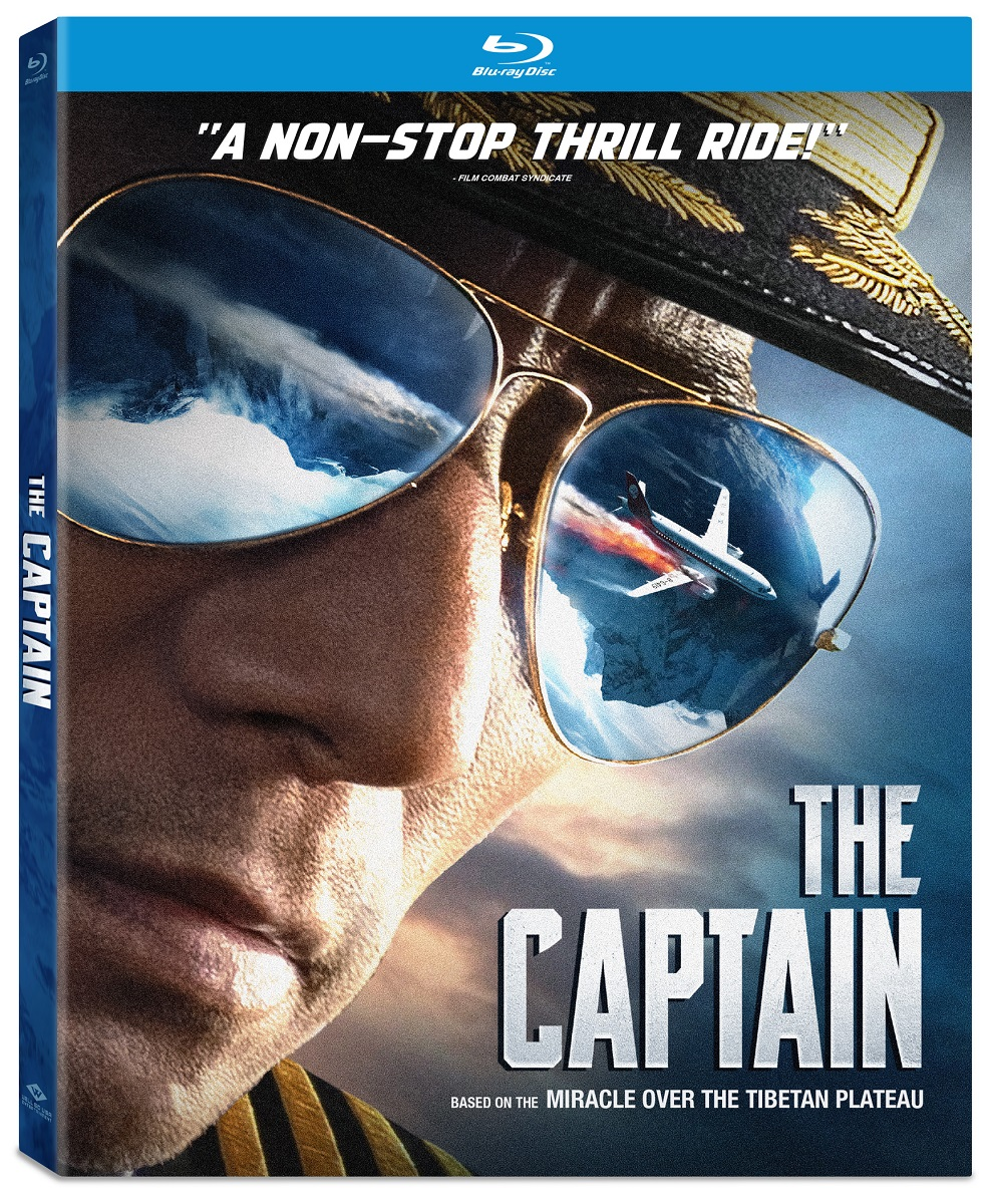 The Captain Blu-ray