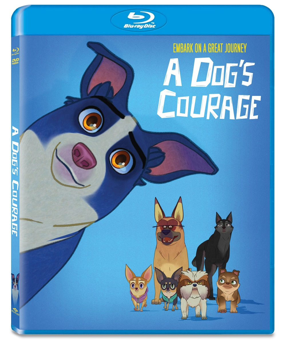 A Dog's Courage Blu-ray