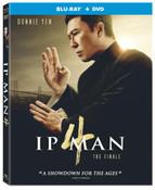 Ip Man 4 The Finale Blu-ray/DVD