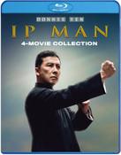 Ip Man 4-Movie Collection Blu-ray