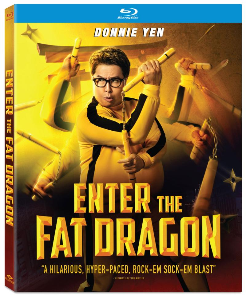 Enter the Fat Dragon Blu-ray