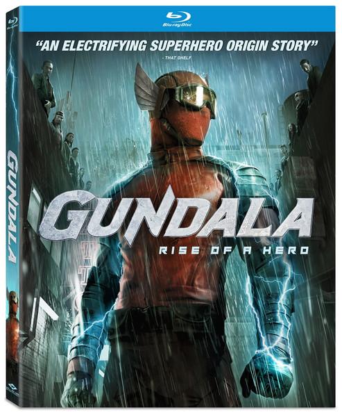 Gundala Blu-ray