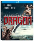 Invincible Dragon Blu-ray