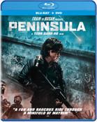 Train to Busan Presents Peninsula Blu-ray/DVD