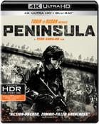 Train to Busan Presents Peninsula 4K HDR/2K Blu-ray