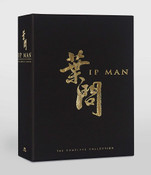 Ip Man The Complete Collection 4K HDR/2K Blu-ray