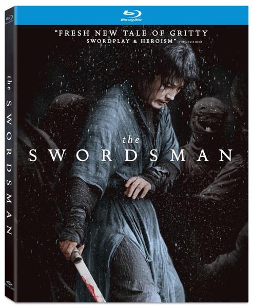 The Swordsman Blu-ray/DVD
