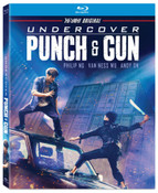 Undercover Punch and Gun Blu-ray